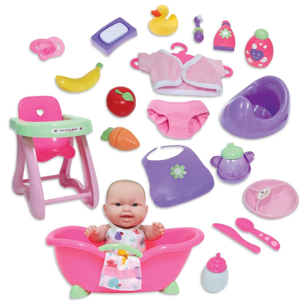 Jc Toys Lots To Love Babies 10 34 Doll