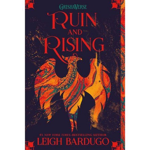 Ruin and Rising - (Shadow and Bone Trilogy) by  Leigh Bardugo (Paperback) - image 1 of 1