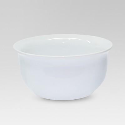 Scallop Ceramic Cereal Bowl 25.36oz Set of 4 - White - Threshold™