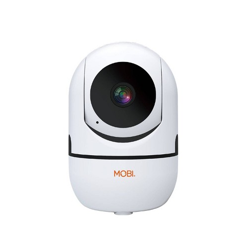 MobiCam HDX Pan & Tilt Smart HD WiFi Video Baby Monitor -Monitoring System - WiFi Camera with 2-way Audio - image 1 of 4