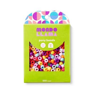 550ct Pony Beads - Mondo Llama™