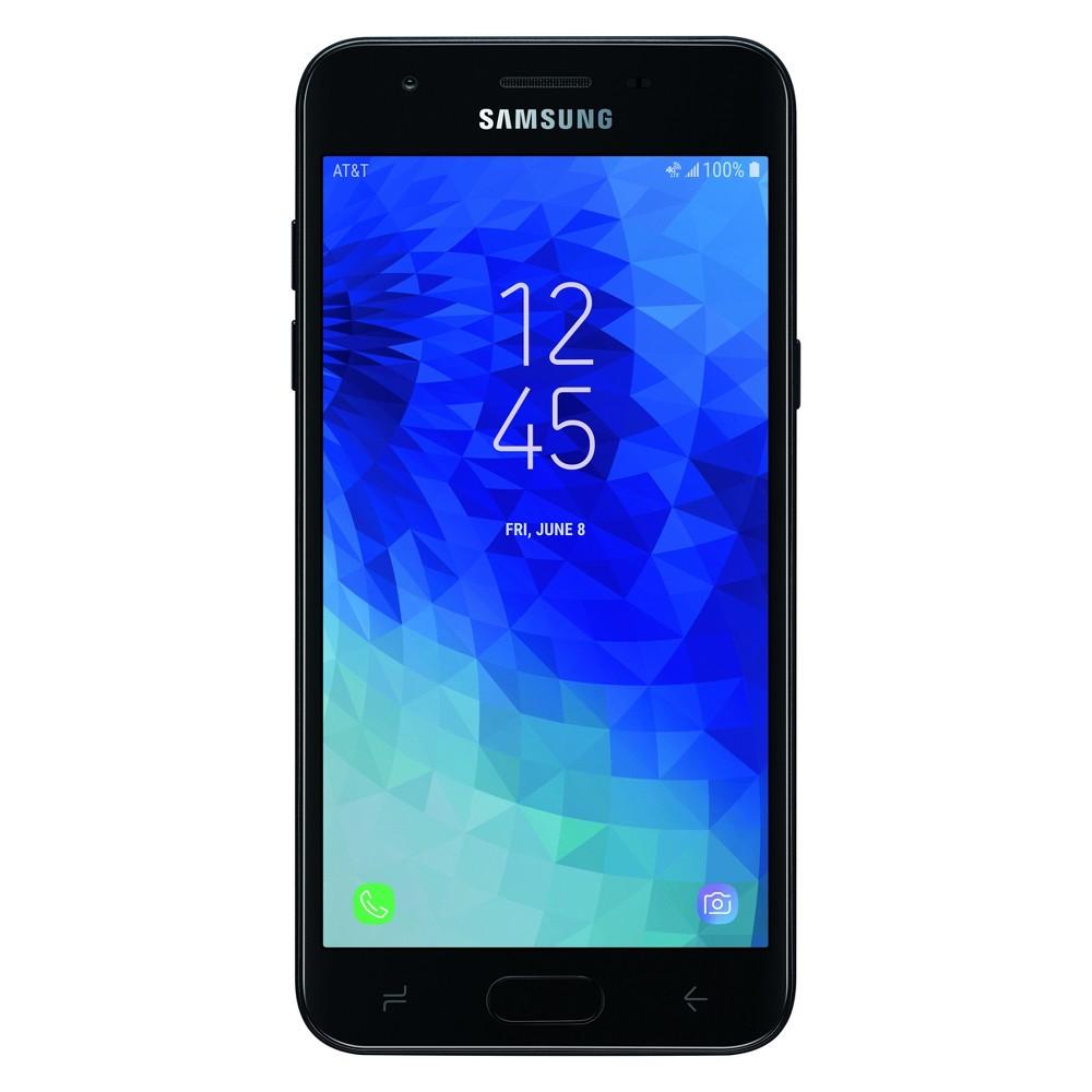 At&t Prepaid Samsung Galaxy Express Prime 3 (16GB) Smartphone - Black