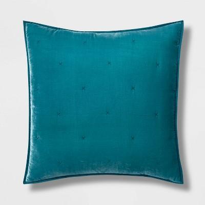 Velvet Tufted Stitch Sham - Opalhouse™