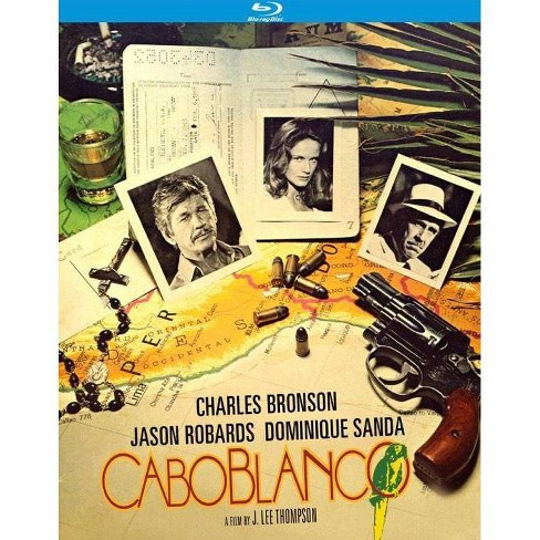 Caboblanco (Blu-ray) - image 1 of 1