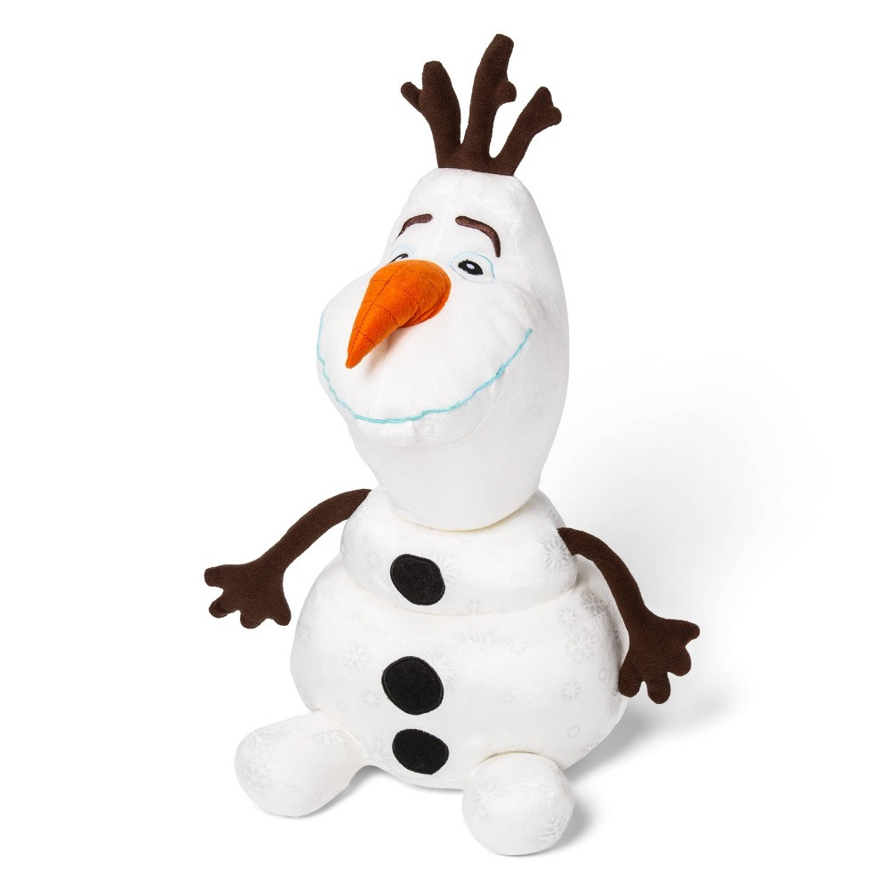 Image of Disney Frozen 2 Frosted Olaf Pillow