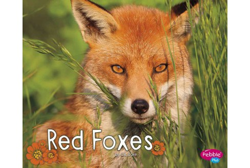 Red Foxes (Paperback) (G. G. Lake) - image 1 of 1