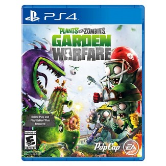 Plants vs Zombies: Garden Warfare PlayStation 4