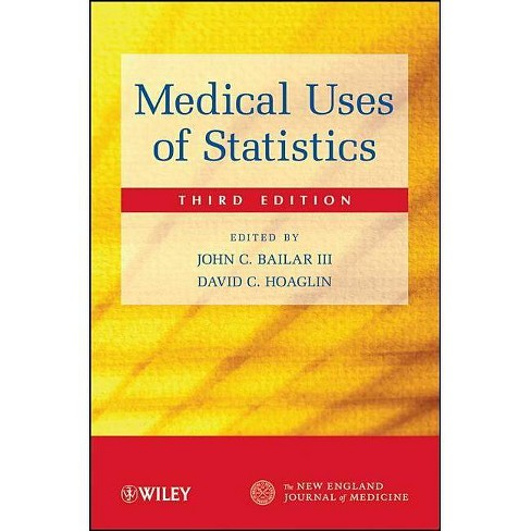 Medical Uses of Statistics - (New England Journal of Medicine) 3 Edition by  Bailar & Hoaglin - image 1 of 1