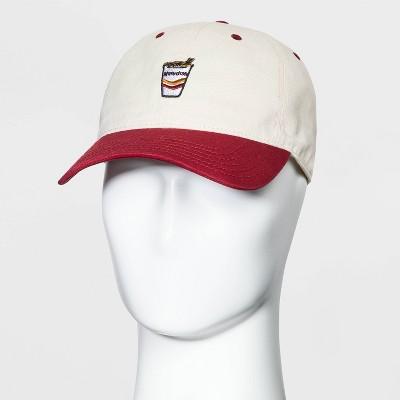 Men's Maruchan Baseball Cap - Beige One Size