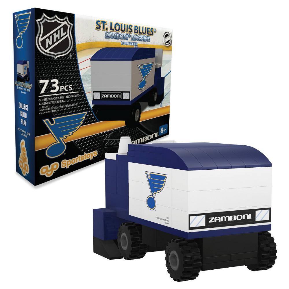 NHL St. Louis Blues Oyo Zamboni Set