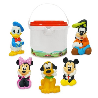 Mickey Mouse Bath Toy Set - Disney store