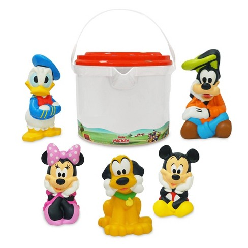 Mickey Mouse Bath Toy Set - Disney store - image 1 of 4