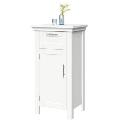 Somerset Bathroom Storage Cabinet White - RiverRidge Home