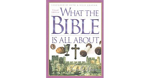 What the Bible Is All About : Visual Edition (Paperback) (Henrietta Mears) - image 1 of 1