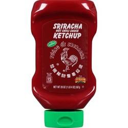 Huy Fong Sriracha Hot Chili Sauce Ketchup - 20oz