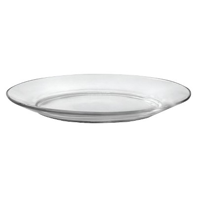 "Duralex - Lys Glass Salad Plate 7.5""x7.5"" Set of 4"