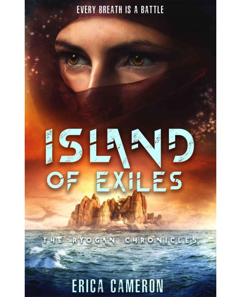 Island of Exiles (Paperback) (Erica Cameron) - image 1 of 1