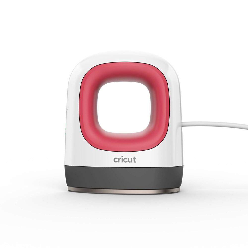 Image of Cricut EasyPress Mini, Red