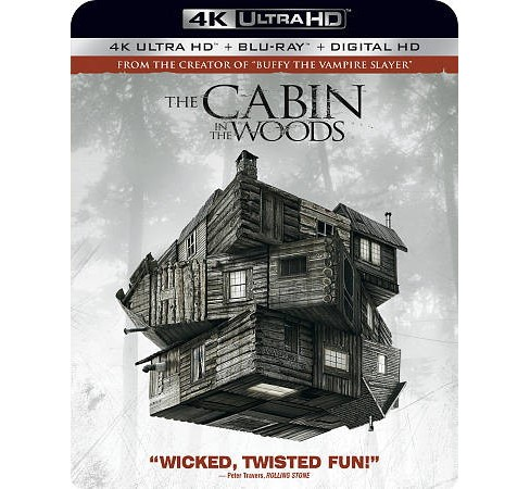 Cabin In The Woods (4K/UHD) - image 1 of 1