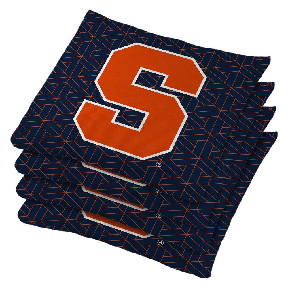NCAA Syracuse Orange Toss Game Set