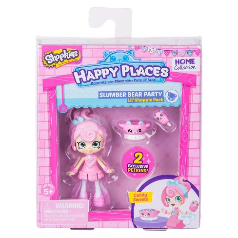 Happy Places Shopkins™ Lil' Shoppie - Candy Sweets - image 1 of 4
