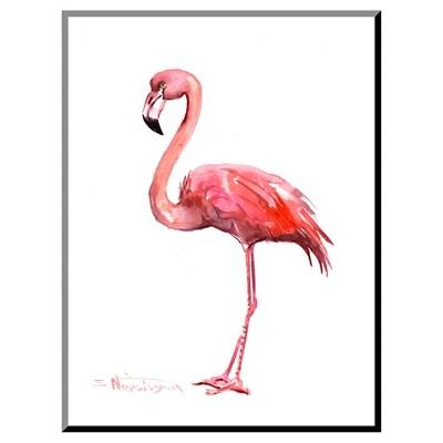 Pink Flamingo Framed Art Print Target