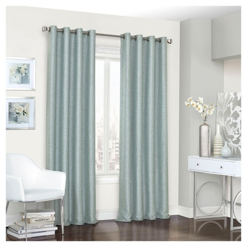 Presto Thermalined Curtain Panel - Eclipse™ - image 1 of 2