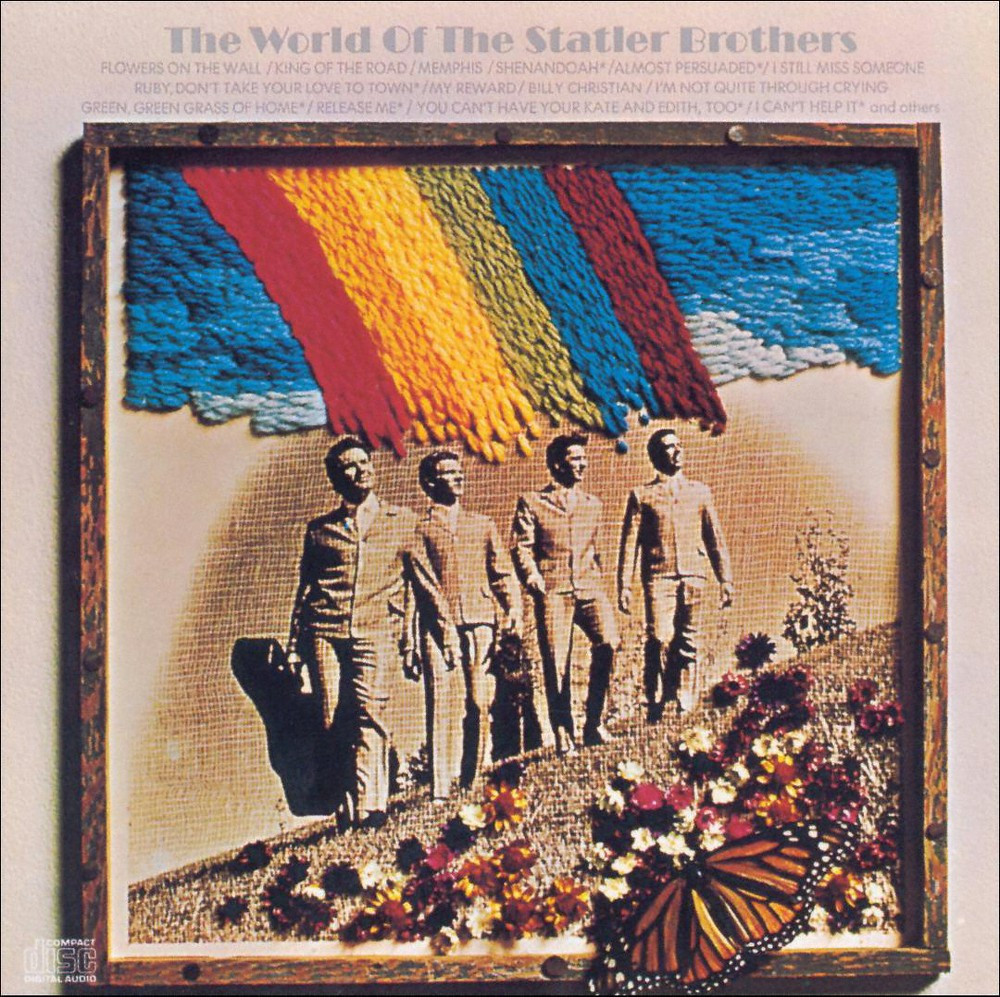 Statler brothers - World of the statler brothers (CD)