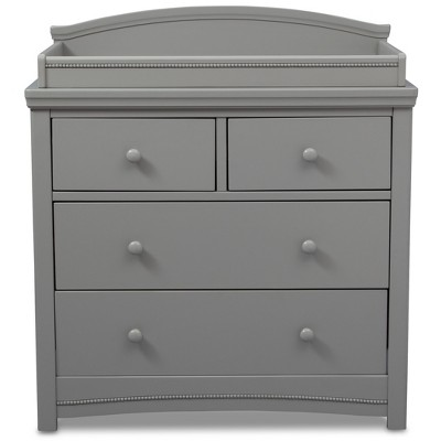 Simmons® Kids® SlumberTime™ Emma 4-Drawer Dresser -Gray