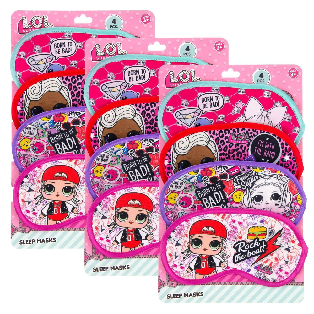 Image of L.O.L. Surprise! 12pc Sleep Mask
