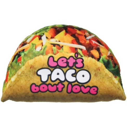 Taco Microbead Pillow - image 1 of 1