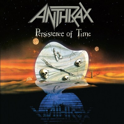 Anthrax - Persistence Of Time (30 Th Anniversary Ed (CD)