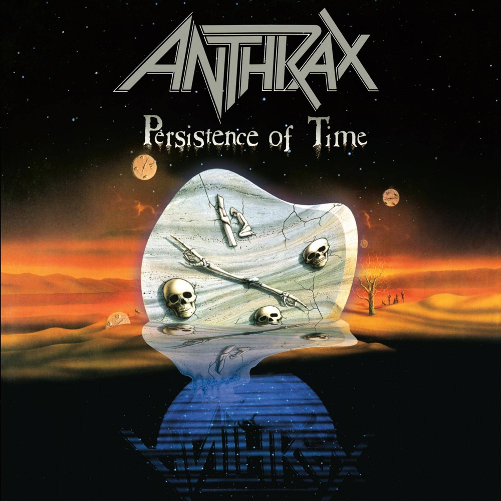 Anthrax Persistence Of Time 30 Th Anniversary Ed Cd