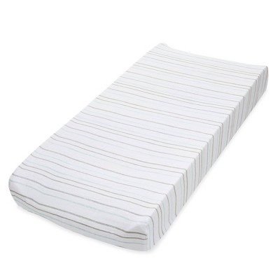 Aden + Anais Essentials Classic Changing Pad Cover Partly Sunny Stripe