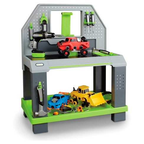 Miraculous Little Tikes Construct N Learn Smart Workbench Ocoug Best Dining Table And Chair Ideas Images Ocougorg