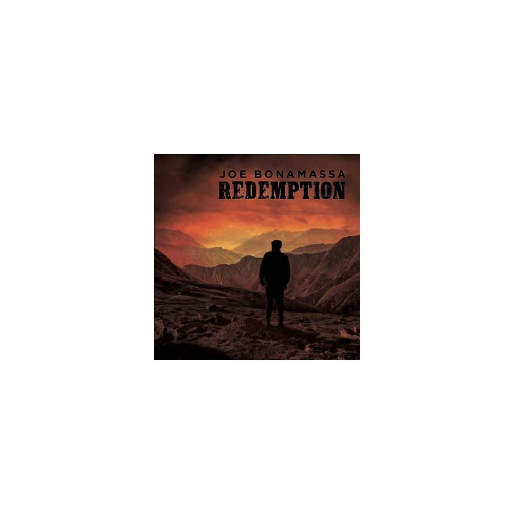 Joe Bonamassa - Redemption (CD)