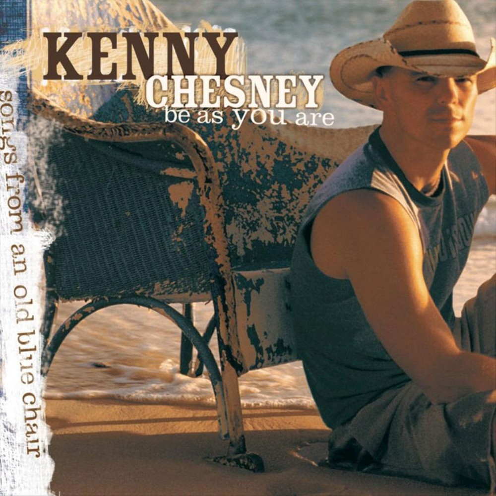 Kenny Chesney - Be As You Are (CD)