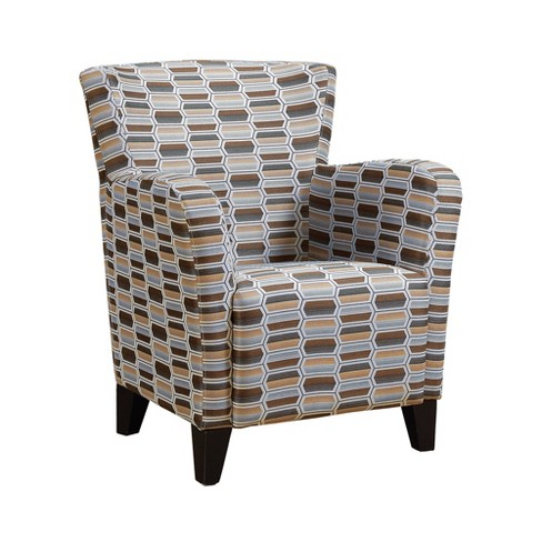 Accent Chair - Geometric - EveryRoom - image 1 of 2