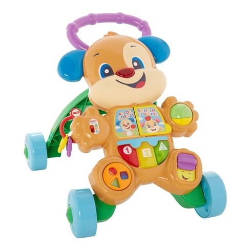 f9fcbe9f4ac Fisher-Price Laugh And Learn Smart Stages Learn With Puppy Walker   Target