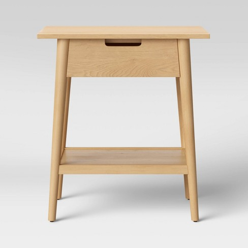 Ellwood Wood End Table with Drawer - Project 62™ - image 1 of 3