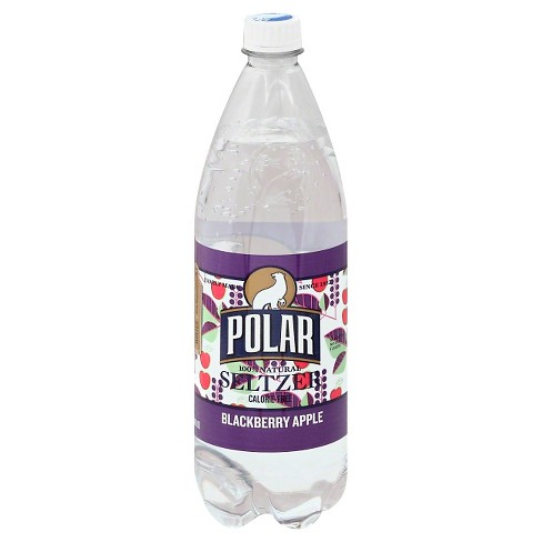 Polar Blackberry Apple - 1 L Bottle - image 1 of 1