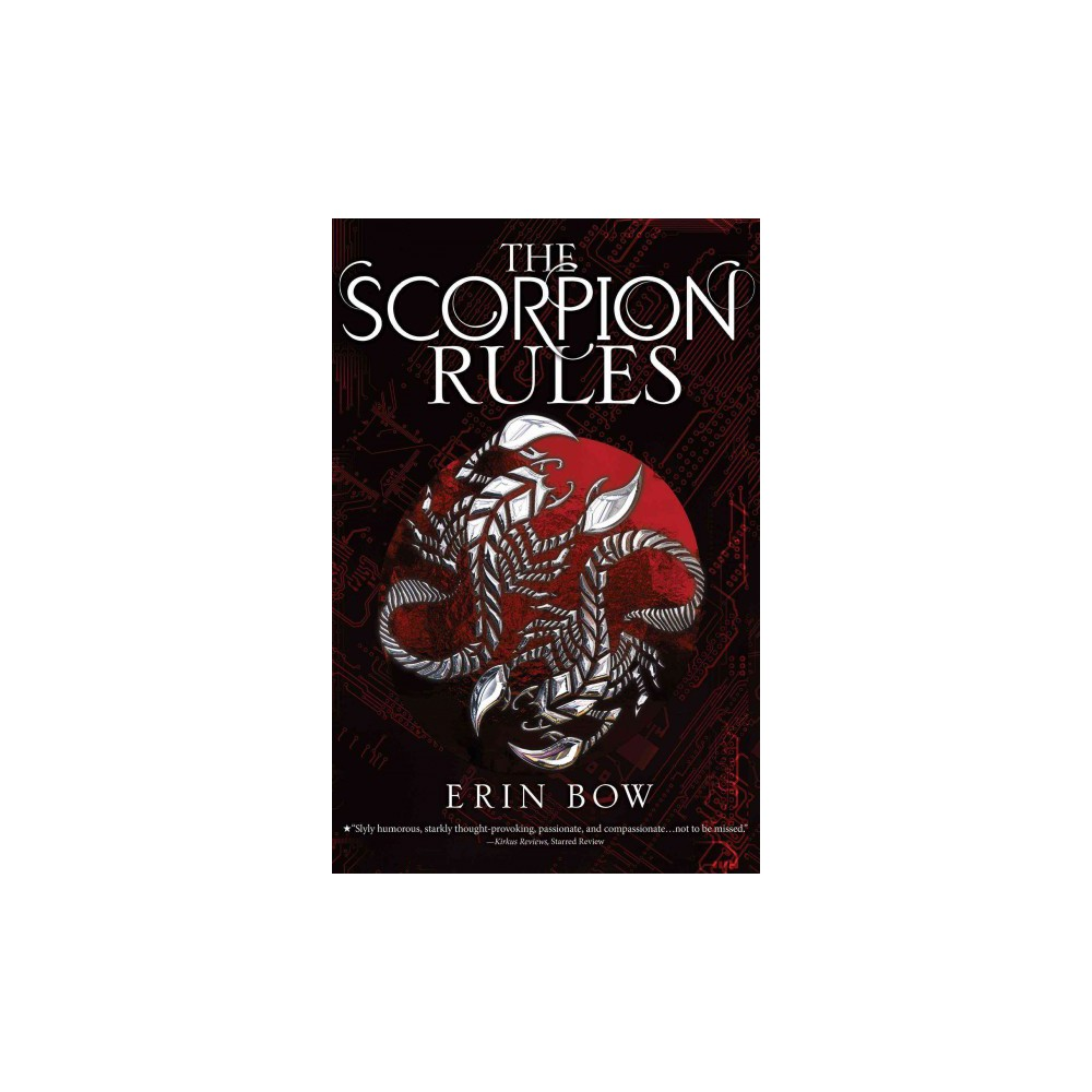 Scorpion Rules (Reprint) (Paperback) (Erin Bow)