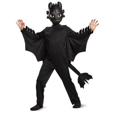 Boysu0027 How To Train Your Dragon Toothless Classic Halloween Costume