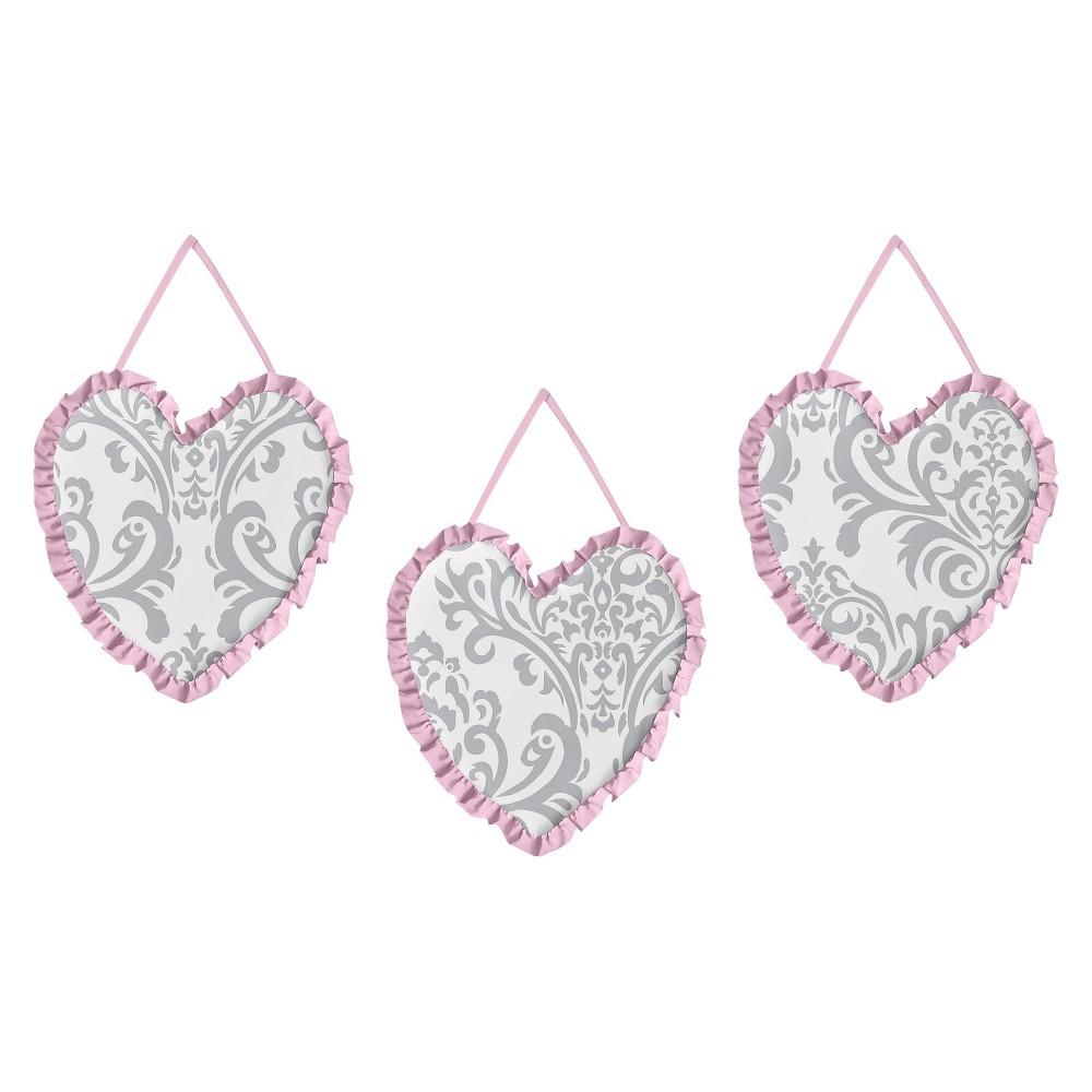 Sweet Jojo Designs Wall Hangings - Elizabeth