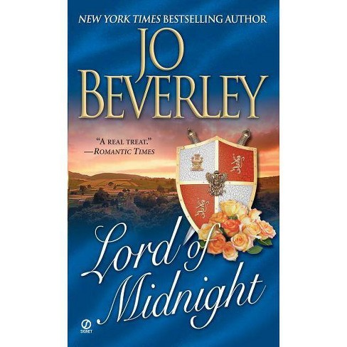 Lord of Midnight - (Signet Historical Romance) by  Jo Beverley (Paperback) - image 1 of 1