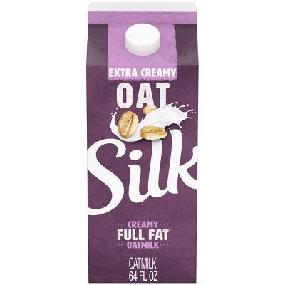 Silk Extra Creamy Dairy-Free OatMilk - 64 fl oz