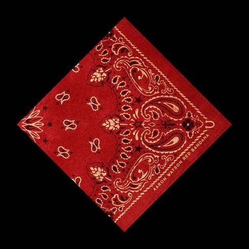 Aaron Watson Red Bandana (CD) - image 1 of 1