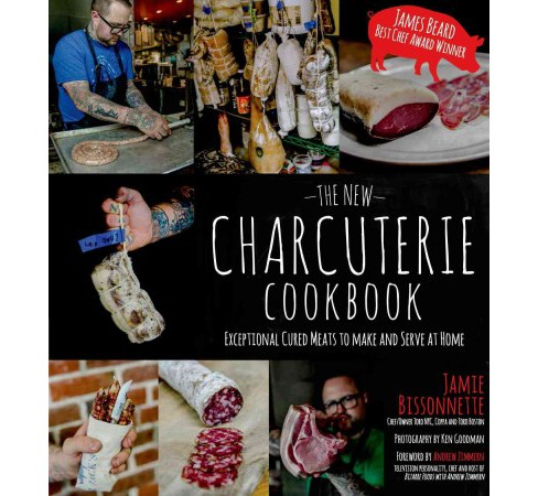 New Charcuterie Cookbook : Exceptional Cured Meats to Make and Serve at Home (Paperback) (Jamie - image 1 of 1
