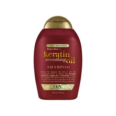 OGX Extra Strength Keratin Strengthening and Smooth Shampoo - 13 fl oz