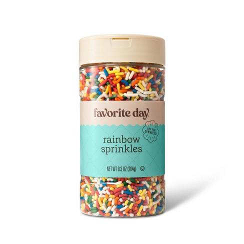 Rainbow Sprinkles - 9.3oz - Favorite Day™ - image 1 of 3